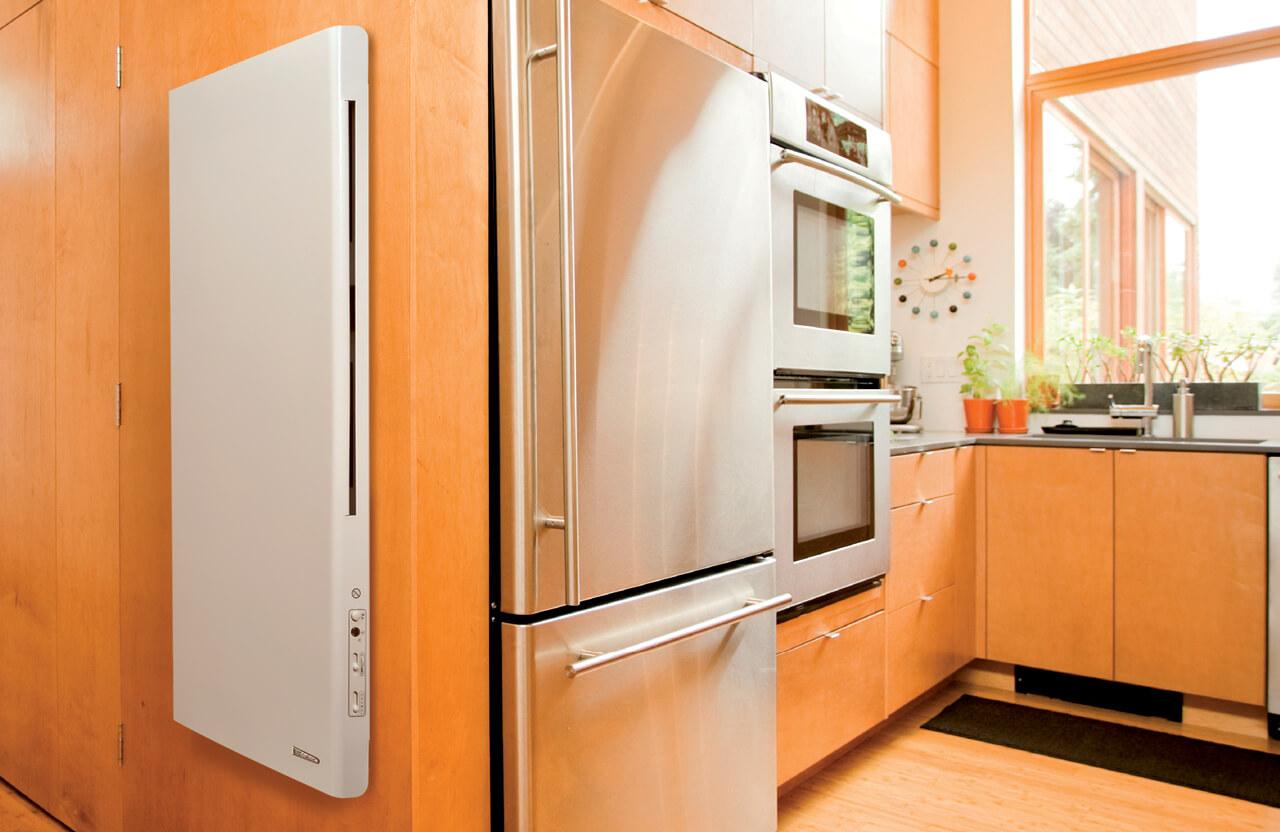 Elektrische verwarming keuken