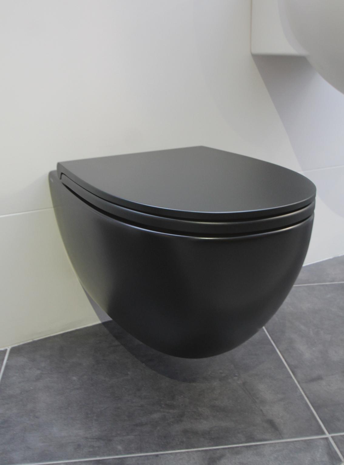 Luca Sanitair toiletten
