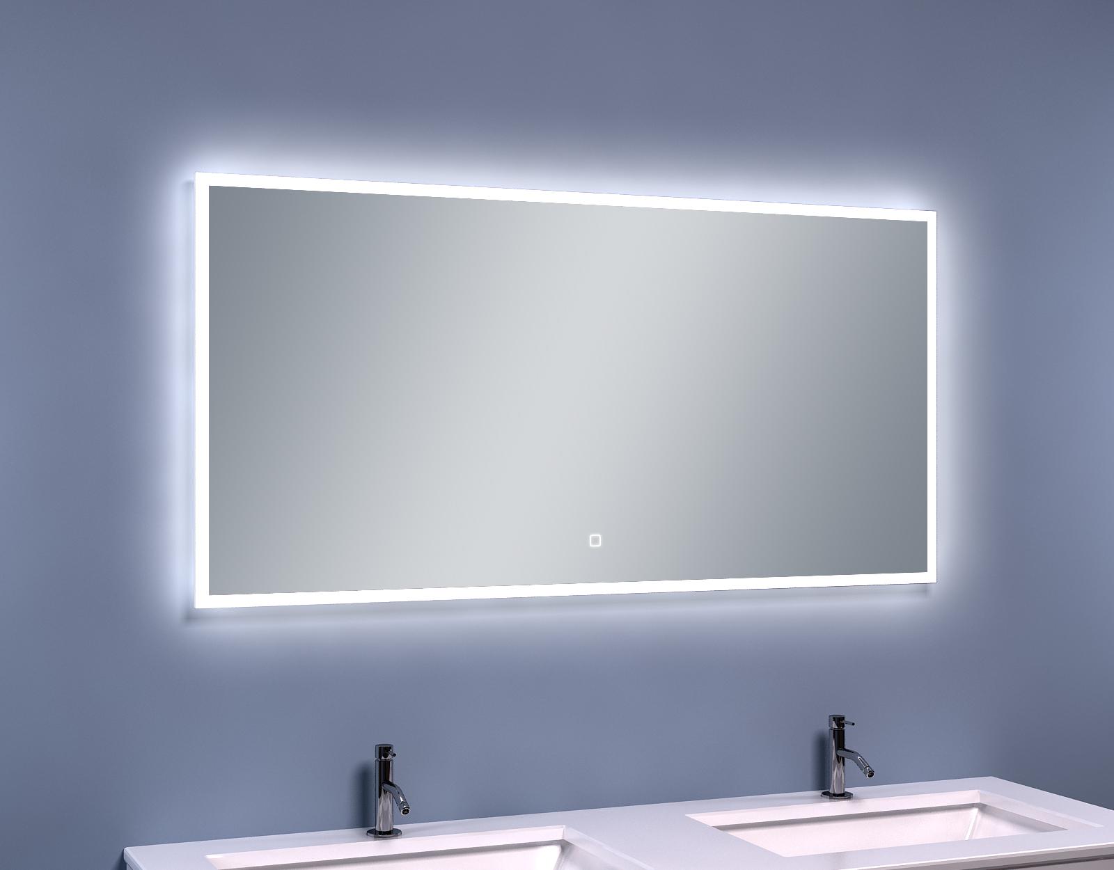 Spiegels met verlichting