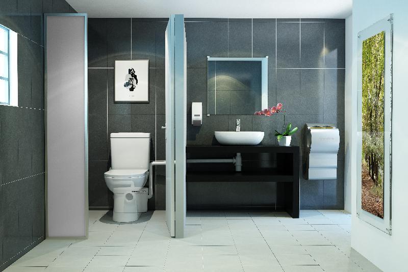 Sanibroyeur Toilet Aansluiten : Sanibroyeur ruim assortiment op voorraad sanispecials