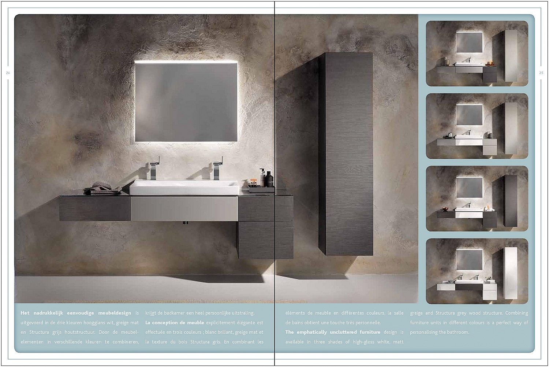 Sanispecials.nl   Sphinx 420 New spiegel met LED verlichting ...