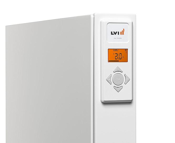 Radson Yali Parada Elektrische radiator wit (hxbxd) 600x400x83mm ...