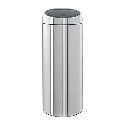 Brabantia Touch Bin 30 Liter Afvalemmer.Brabantia Touch Bin 30 Liter Afvalemmer Mat
