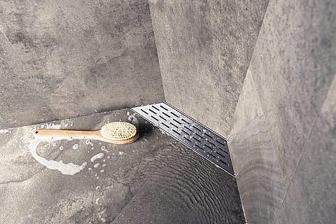 Easy Drain Multi Trapezium 300 douchegoot 48.5cm m. zijuitloop 50mm ...