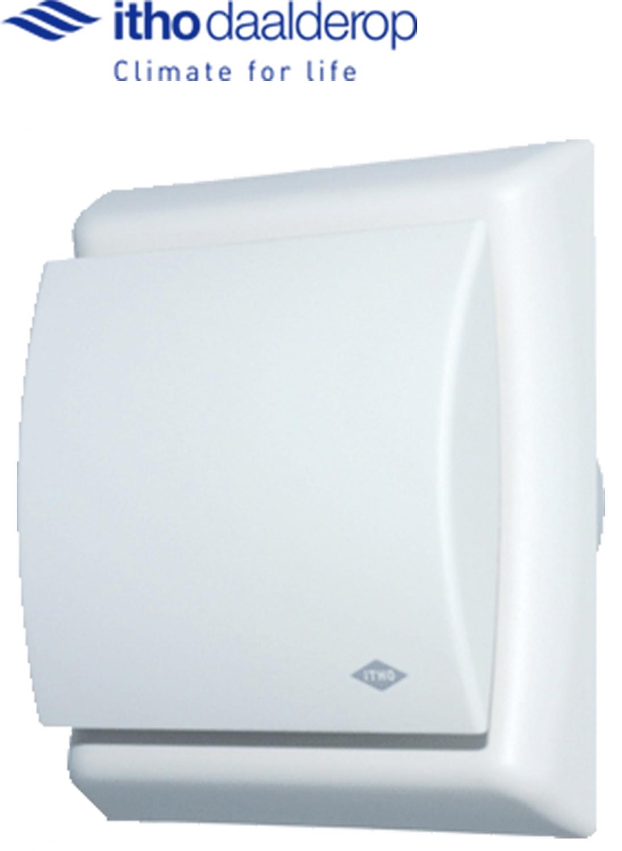 Itho-Daalderop Douche-/toiletventilator aan/uit BTV-N200 5400800N ...