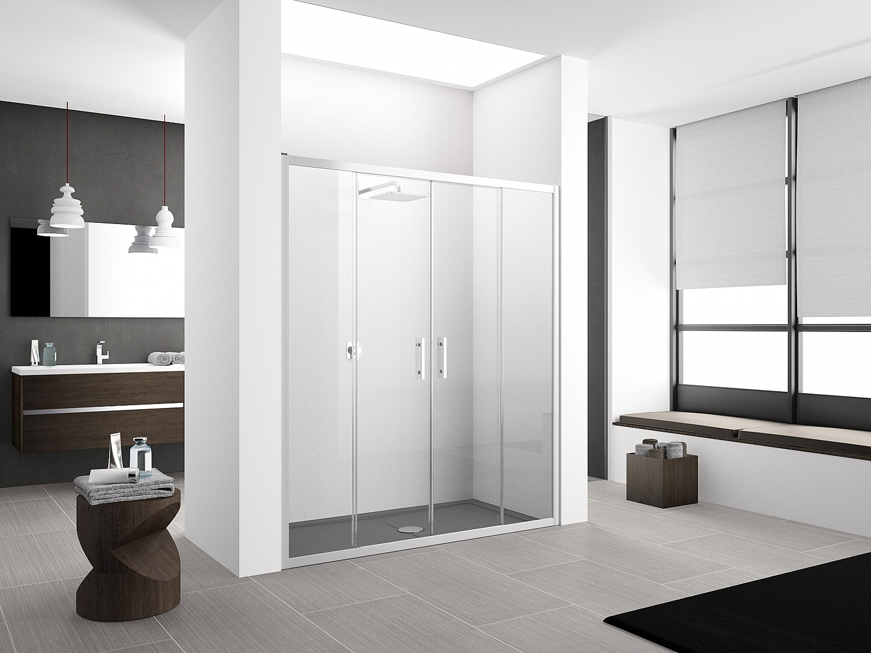 Schuifdeur Voor Badkamer : Er is niets beter dan een schuifdeur om een badkamer af te sluiten