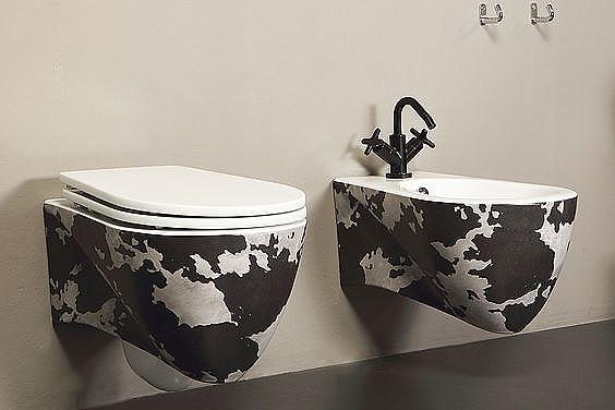 Geberit aquaclean tuma comfort douche wc met zwart glas deksel en