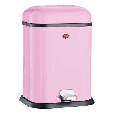 Wesco Single Boy 13 liter afvalemmer Pink