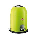 Wesco Singlemaster Soft 9 liter afvalemmer lime groen