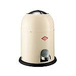 Wesco Singlemaster Soft 9 liter afvalemmer amandel