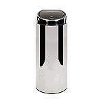 Brabantia Touch Bin 30 liter afvalemmer chroom