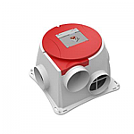 Zehnder J.E. StorkAir ComfoFan Woonhuisventilator silent perilex ComfoFan S RP 350 m3/h renovatie 458004600
