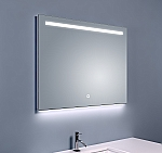 Frank&Co Ambi One Led condensvrije spiegel 80x60cm