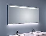 Frank&Co Ambi One Led condensvrije spiegel 140x60cm