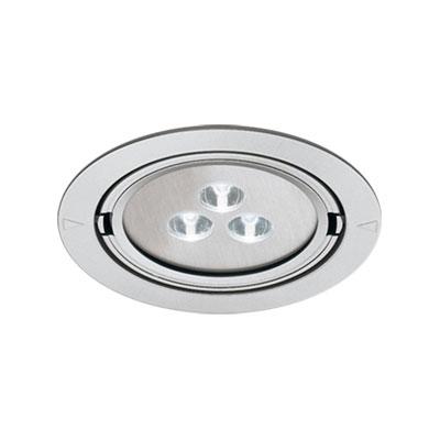 Hera ARF LED spot - 350mA RVS-look warm wit LVARFWI > Inbouw ...