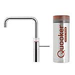 Quooker Combi 2.2 E Fusion Square steel