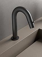 Hotbath Cobber fonteinkraan mat zwart U001BL