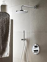 Hotbath Buddy inbouw doucheset met 2-weg-stop-omstel chroom IBS1ACR