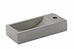 Cruxelles Fontein beton geïmpregneerd 40x22cm kraagat rechts