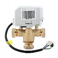 Daalderop 3-wegklep incl. kabel K7 Comfort c (vh 758301004) 079575062